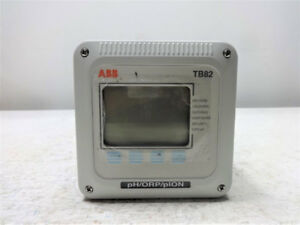 Abb Tb82 2 wire Conductivity Transmitter Tb82ph2110110
