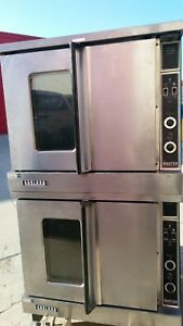 Garland Master Commercial Double Stack Convection Oven