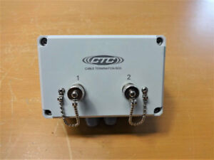 Ctc 4 channel Cable Termination Box Ct101 Series