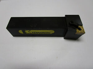Kennametal Dclnl 246e Lathe Turning Tool Holder 1 1 2 Shank