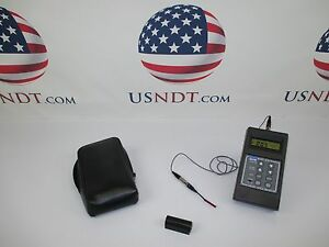 F W Bell 4048 Gauss Meter Ndt Magnetic Particle Inspection Magnaflux Penatrant
