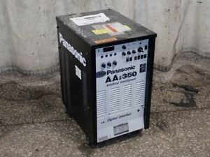 Panasonic Aa2 350 Portable Welder 36v 350a 06181460020