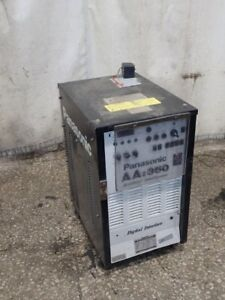 Panasonic Aa2 350 Portable Welder 36v 350a 06181460023