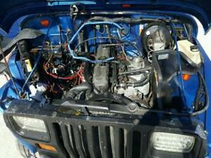 Jeep Wrangler Yj 4 0l 6 Cylinder Engine 91 95 Oem Tested