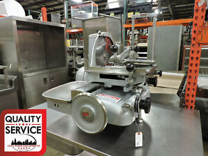 Berkel 910 Commercial Automatic Meat Slicer