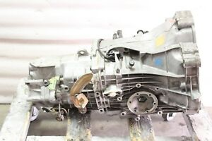 Porsche 986 Boxster 5 Speed Manual Transmission Drive Trans Axle Tested Working