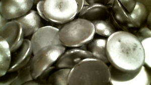 Range Lead 38 lb. of ingots for bullet casting or sinkers