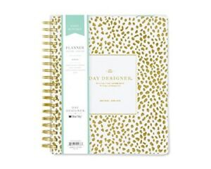 Day Designer For Blue Sky 2018 2019 Academic Year Daily Amp Monthly Planner F
