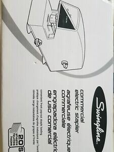 Swingline Commercial Automatic Electric Stapler Model 67 Black 20 Sheet