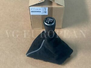 Bmw Genuine F30 F32 F33 3 4 Series M Performance Shift Knob With Alcantara Boot