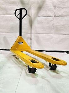Atlas Mega Steel Pallet Jack Used 2000kg Capacity Great Condition