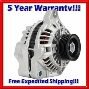 New Alternator For Honda Civic Dx Ex Gx L Hx 1 7l 2001 2002 2003 2004 2005 13893