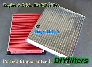 Combo Engine Carbonized Cabin Air Filter For Infiniti Qx60 2014 2018 3 5l V6