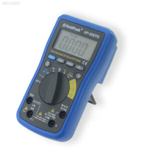 Professional Digital Multimeter Universal Meter Frequency Capacitor Tool