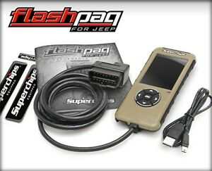 F5 Flashpaq For Jeep Superchips 3874