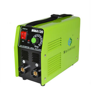110v 220v Mma 120 Welding Machine Dc Inverter Mma Welder Us