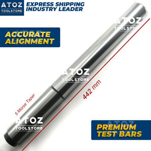 5mt Lathe Alignment Test Bar Mt5 Oal 442mm 17 1 2 4mt Bar Combo Offer