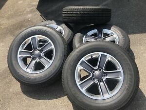 2018 Jeep Wrangler Jl Brand New Take Offs 18 Oem Five Alloy Wheels And Tires