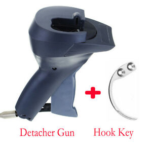 Us Handheld Security Tag Gun Detacher Am Eas Clothes Magnet Security Tag Remover