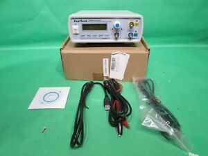 Feeltech Dds Dual Channel Function Arbitrary Waveform Generator Fy3200s 24mhz