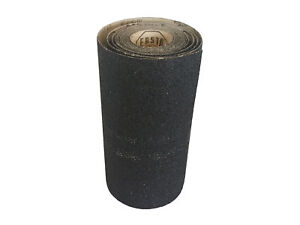 12 X 5 Meters Silicon Carbide Heavy Duty Paper Rolls 12 Grit