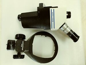Bausch And Lomb Stereozoom 7 Microscope And Accessories