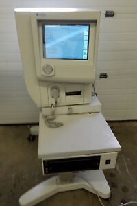 Zeiss Humphrey 720 Visual Field Perimeter Analyzer Touch Screen Printer