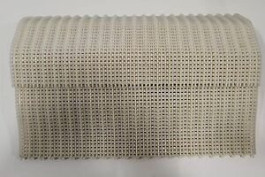 Kvp Habasit Sm60500 Cl05scn0330n0 Large Lane Series Smooth Mesh 12 Long 33 Wid