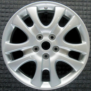 Wheel Rim Land Rover Freelander 17 2002 2005 Stc50398 Factory Vortex Oe 72172