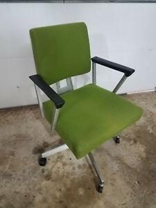 General Fireproofing Goodform 3147 Office Chair Comfort Master Jr Green Usa