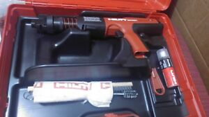Hilti Dx 351 Powder Actuated Tool nail Gun Used