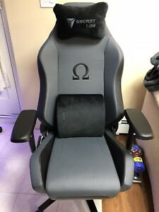 Secret Lab Omega 2018 Edition Gaming office Chair ash Color