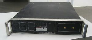 Hughes 8010h04f000 Traveling Wave Tube Amplifier