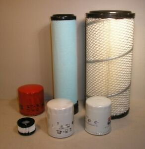 Kubota Svl95 2 Filter Kit Top Quality
