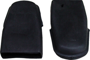 Driveshaft Tunnel Seat Belt Cover Pair For 1967 1970 Chrysler A And B Body