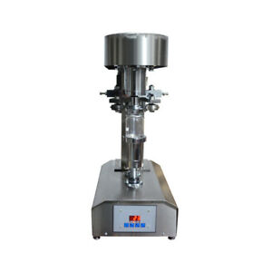 Brand New 110v Full Automatic Cnc Control Can Tin plate Sealing Machine Cans Sea