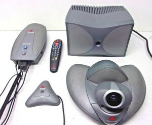 Polycom Vsx 7000 Video Conference System Visual Concert Complete Works