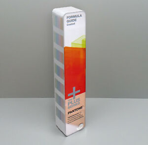 1 755 Colors Pantone Color Formula Guide Solid Coated Sealed Book