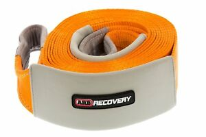 Arb Arb715lb 4 1 3 X 30 Recovery Snatch Strap 33000 Lbs Capacity