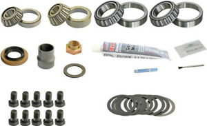 Axle Differential Bearing And Seal Kit Rear Skf Fits 86 95 Toyota Pickup