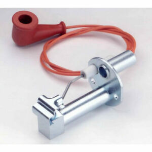 Pilot Burner W horizontal Low Profile Free Flame T Form Electrode Gap W leads