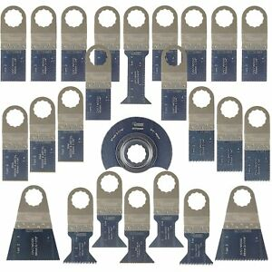 25 X Sabrecut Sck25a Premium Omt Mix Blades For Fein Supercut And Festool