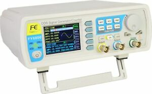 Feeltech Fy6800 40mhz Function Arbitrary Waveform Pulse Dds Signal Generator