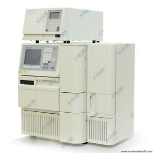 Refurbished Waters Alliance 2695 Hplc And Waters 2487 Detector With Warranty r