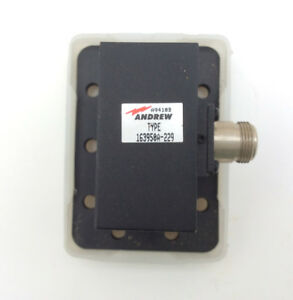 Andrew 163950a 229 Waveguide To Type N Connector Adapter