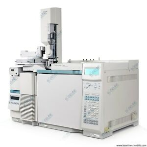 Refurbished Agilent 6890n Gc And 5973n Msd With 7683 Autosampler With Warranty r