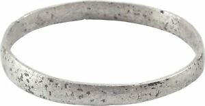 Ancient Viking Woman S Wedding Ring C 850 1050 Ad Size 7 17 7mm