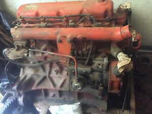 Ford 256 Ford Diesel Bsd 442 Engine Ford Tractor Backhoe Engine New Holland 442