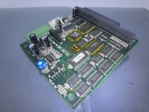 Uni wire System Pc 104 uw Pcb Board used twn 5775