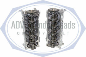 Ford 4 6l 5 4l Sohc Cylinder Heads Pair V8 Supercharged Cast Rf xl3e